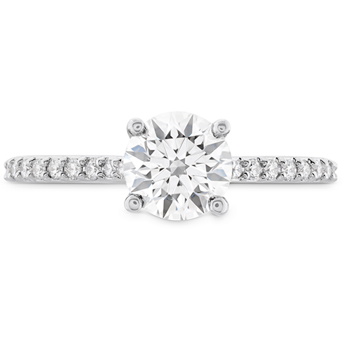 Hearts On Fire Camilla Engagement Ring, HBSCAMH0018PLE-C by Hearts on Fire