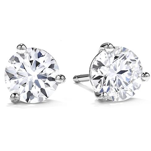 Hearts On Fire 2 Carat Total Diamond Weight Studs 3sie02008w
