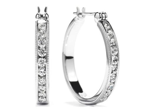 a3e29380c ETRE00408W, Hearts on Fire, diamond earrings, jewelers Lancaster PA,