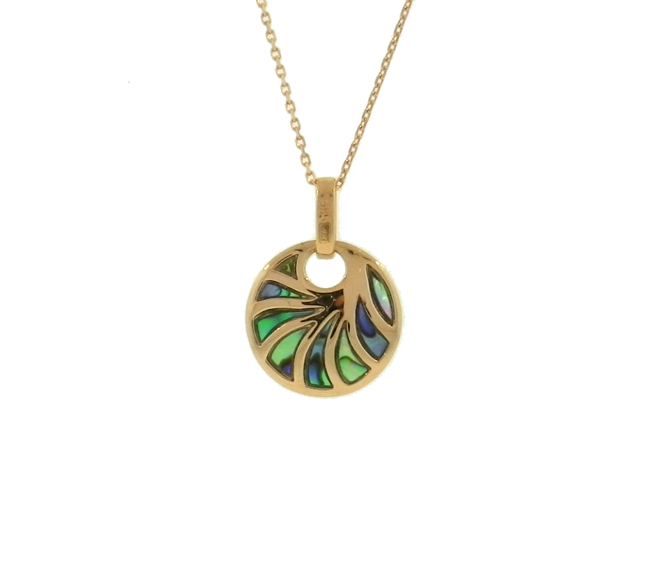 Pendant by Frederic Sage