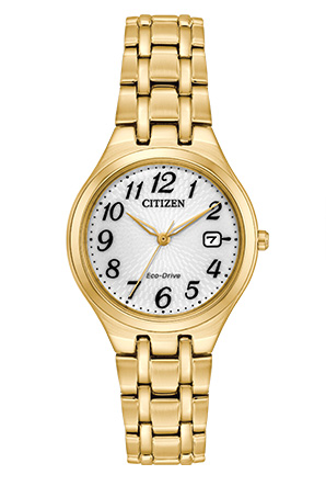Citizen® Eco-Drive® EW2482-53A Ladies Watch by Citizen Eco Drive