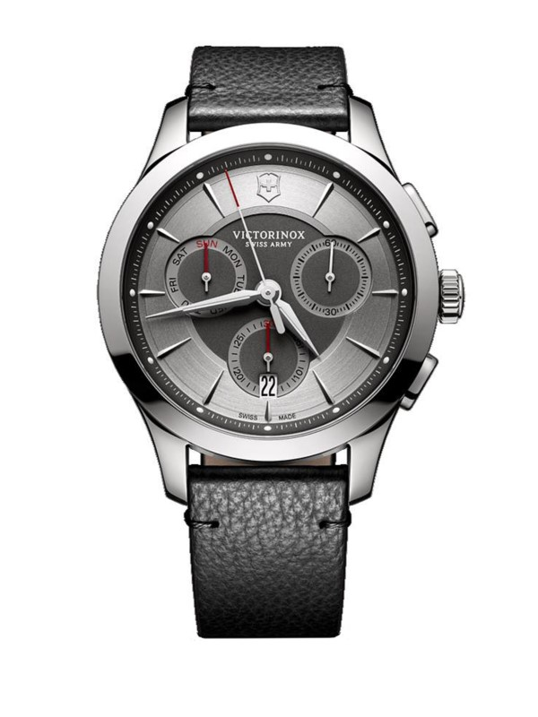 Victorinox Alliance Silver Dial Men