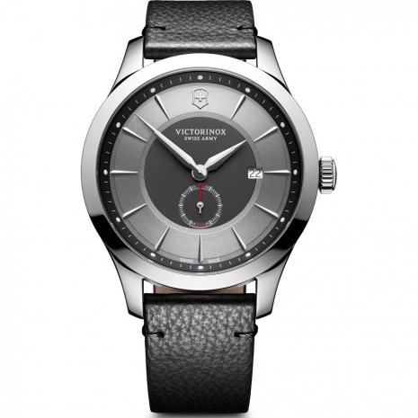Victorinox Alliance Large Grey & Black Men's Watch #241765 by Victorinox