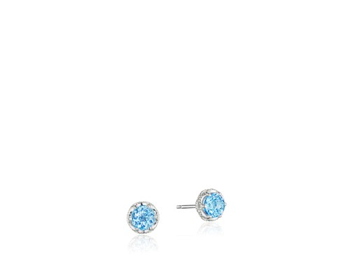 Silver Earrings by Tacori