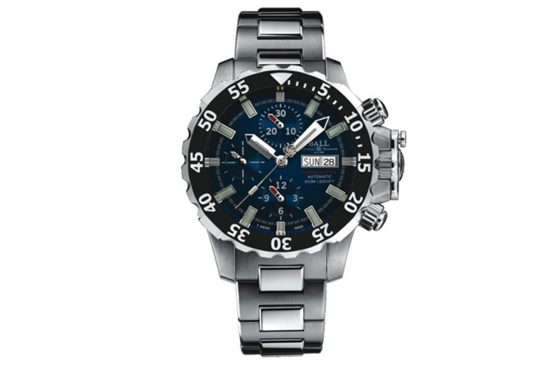 Ball Engineer Hydrocarbon NEDU Blue Dial Automatic Men