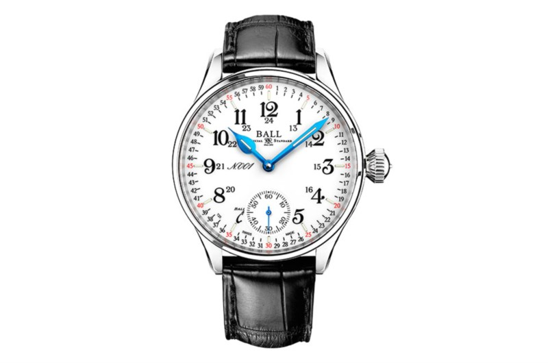 Ball Trainmaster 125 Year Anniversary Men