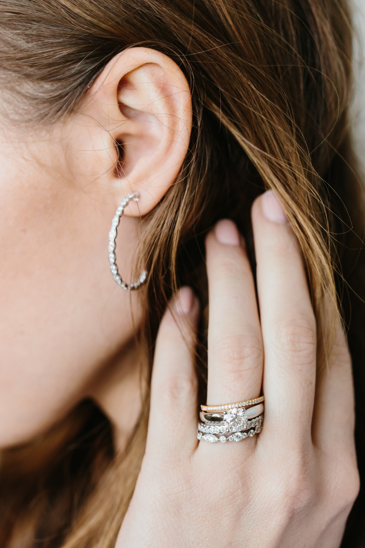 Choose From A Wide Variety Of Tacori Fine Jewelry From Engagement