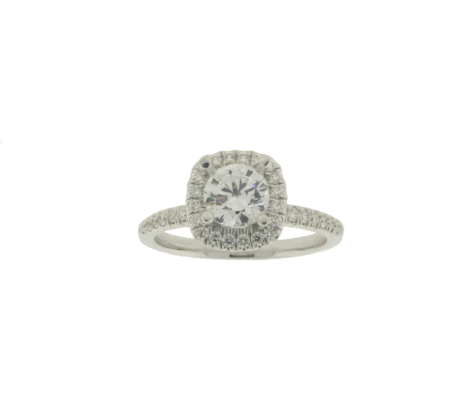 Engagement Ring Mounting by Coast Diamond