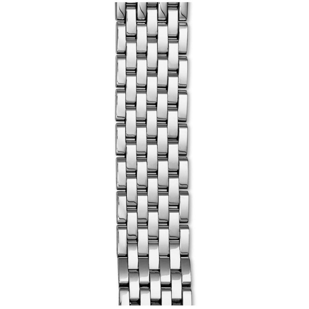 Michele 18 mm Stainless Sidney Bracelet MS18GA235009 by Michele Watch