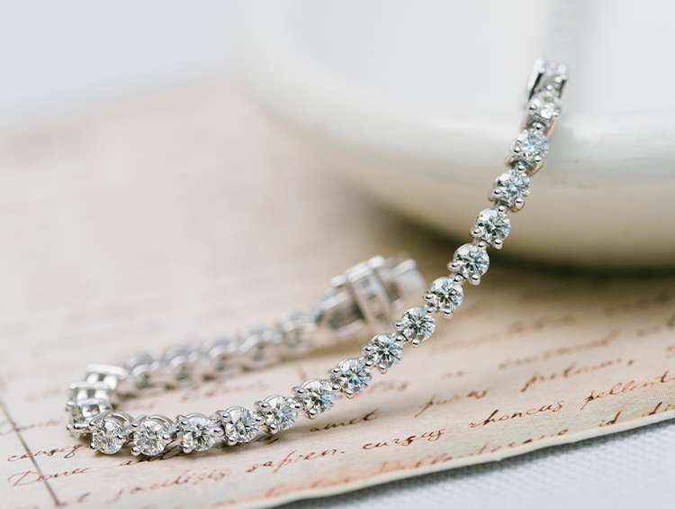 Bracelets Shop our collection of diamond bracelets. Koser Jewelers Mount Joy, PA